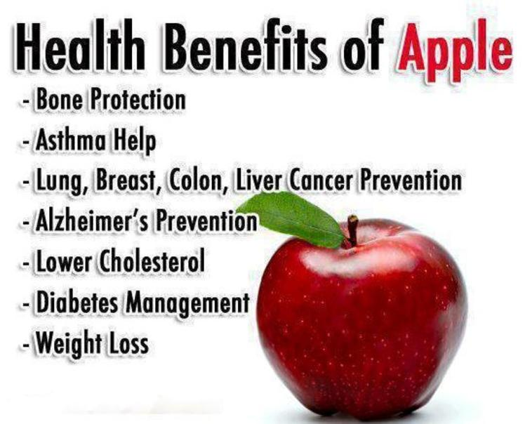 Apple a day keeps the Doctor away.